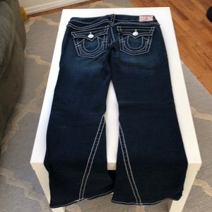 "True Religion Jeans - True Religion ""Joey Big T"" boot cut jeans"